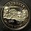 Thumbnail: Half dollar  golden anniversary PROOF 1991 mount RUSHMORE