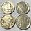 Thumbnail: US. 5 CENTAVOS 1934-1935-1936-1937.#0022