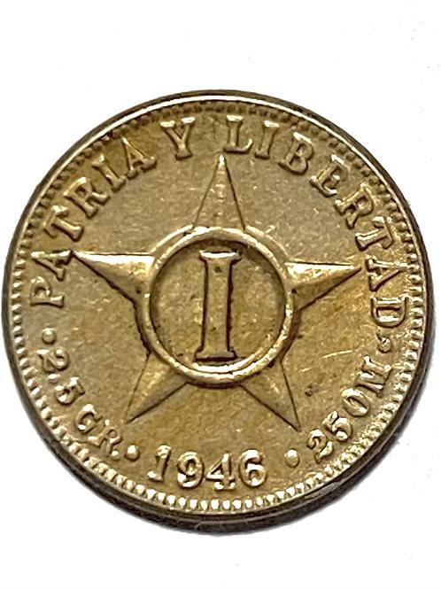 CUBA 1946 unc