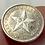 Thumbnail: Cuba 10 centavos 1920 silver #0018