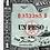 Thumbnail: 1 PESO CUBA 1957 JOSE MARTI  UNCIRCULATED