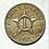 Thumbnail: CUBA 1 centavo 1916 año escaso súper condición