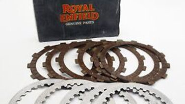 ROYAL ENFIELD CLUTCH PLATE KIT -TBTS