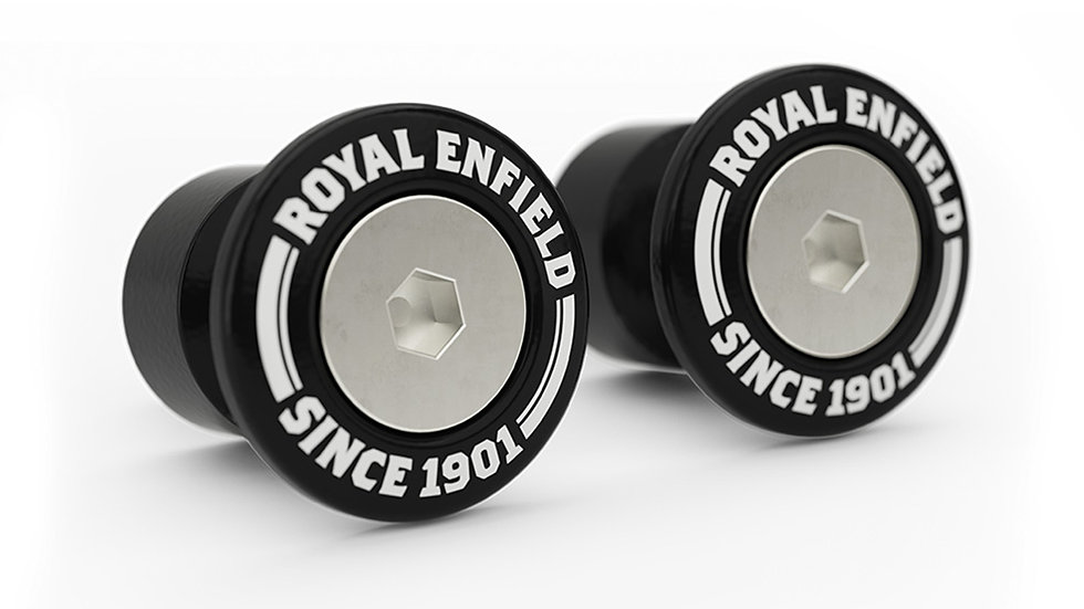 ROYAL ENFIELD MACHINED SWINGARM BOBBIN KIT