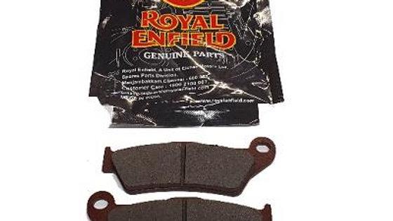 ROYAL ENFIELD BRAKE PAD SET (FRONT)
