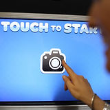 Frontline-Event-Services-Woman-Touchscre