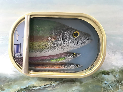 Fish Artwork No 22