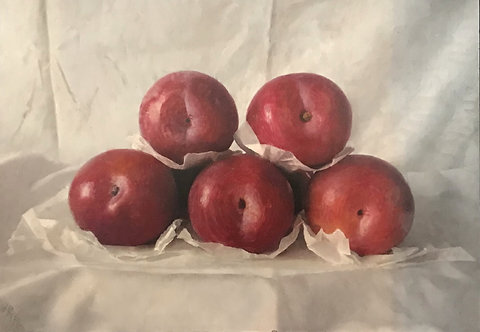 Quintet of Plums