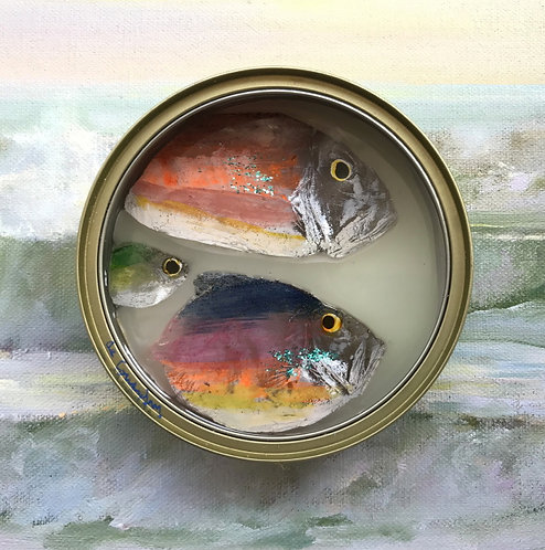 Fish Artwork No 11