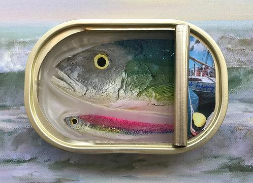 Fish Artwork No 7