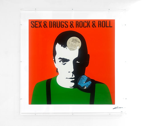 Ian - Sex and Drugs and Rock & Roll