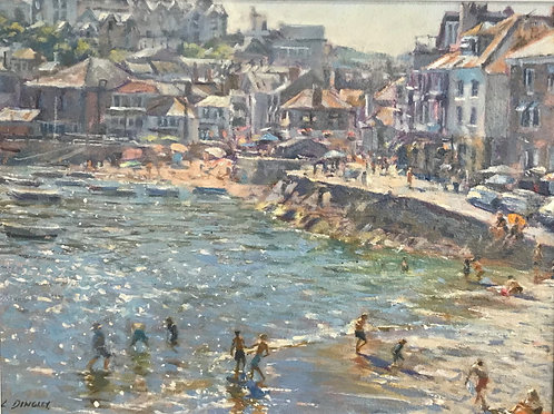Incoming Tide, St Ives