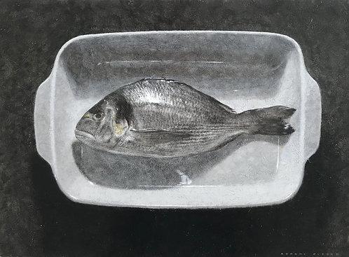 Sea Bream on Dish