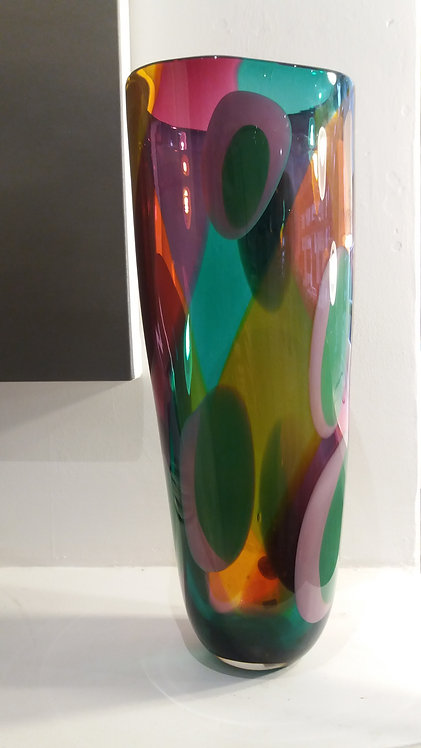 Kaleidoscopic Vase