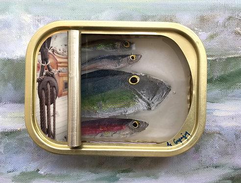 Fish Artwork No 10
