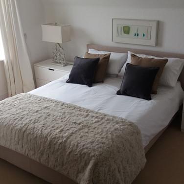 The Master Bedroom with en-suite