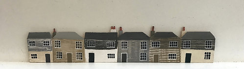 Tiny Weatherboarded Cottages