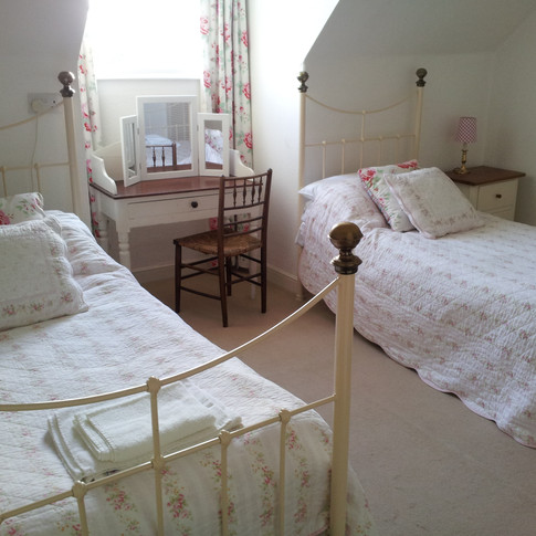 The Larger Twin Room