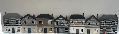 Mixed Weatherboarded Parade