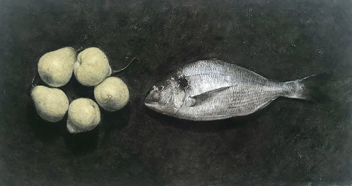 Sea Bream with Pears