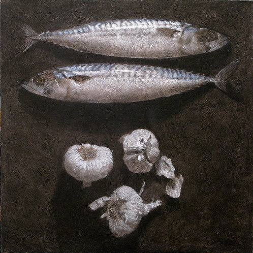 Mackerel and Garlic
