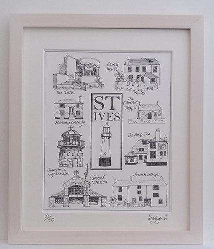 St Ives Landmarks