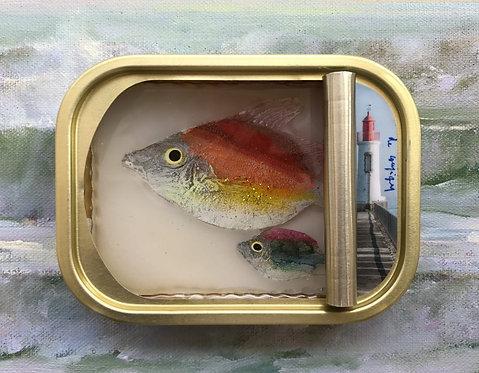 Fish Artwork No 8