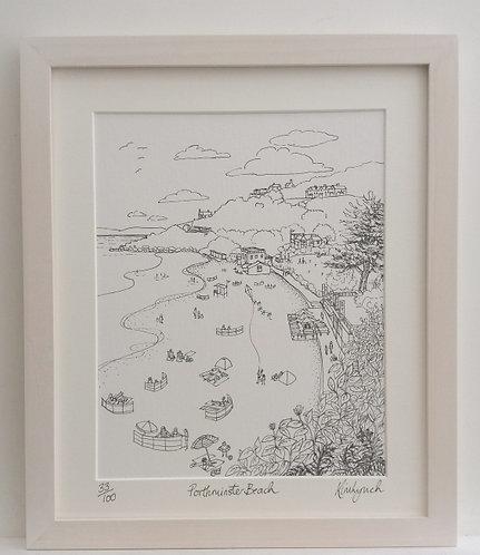 Porthminster Beach Print
