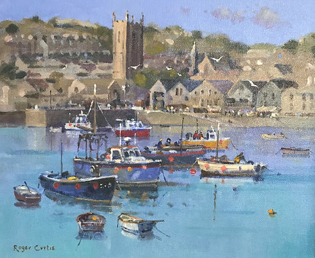 Morning Calm, St Ives