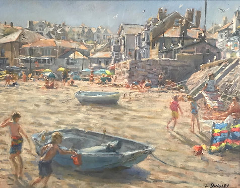 Summer Afternoon, St Ives