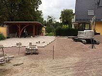 Pflasterarbeiten Stahnsdorf Berlin Potsdam Teltow Kleinmachnow Umland