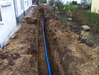 Trinkwasserleitung