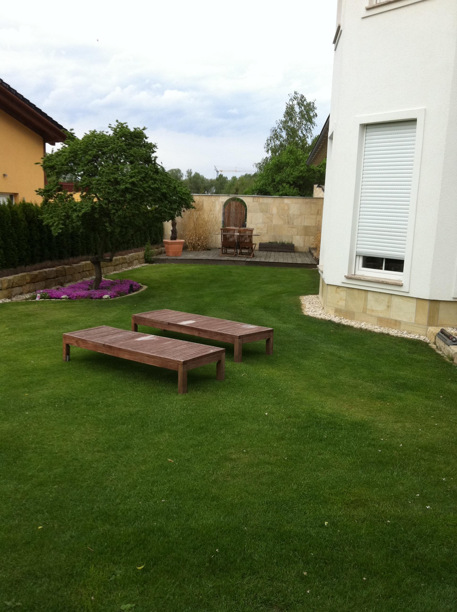 Konzeptionelle Gartengestaltung