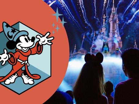 ¡Aprende a crear parques temáticos junto a Disney!