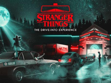 ¡Sumérgete en el Mundo de Stranger Things con esta nueva atracción!