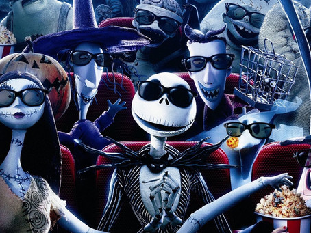 The Nightmare Before Christmas desde Broadway este Halloween