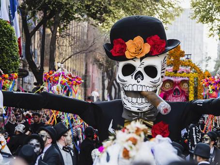 ¡El festival de día de muertos se vuelve virtual!