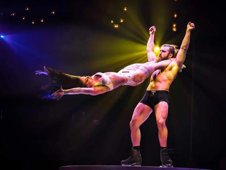 "Show ""Absinthe"" regresa a Las Vegas este mes"