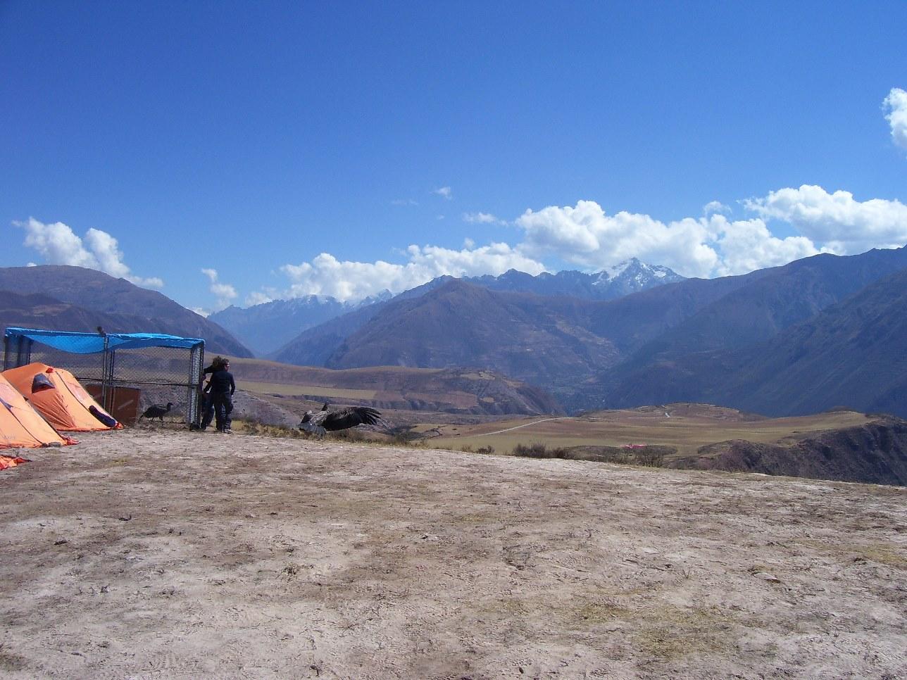 1 Valle Sagrado Urubamba - Un momento del reinserimento