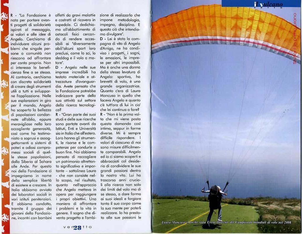 Sotto il Vulcano maggio ottobre 2010 pag 28 - 29