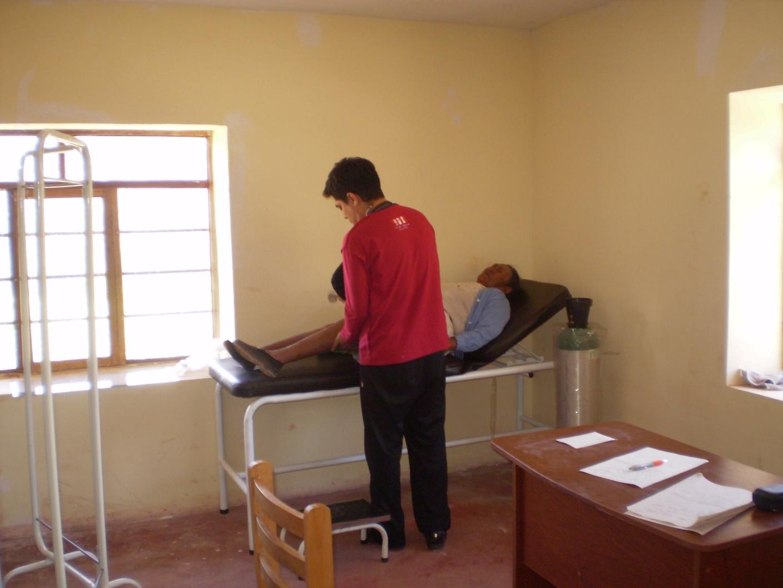 La struttura ospedaliera operativa 6