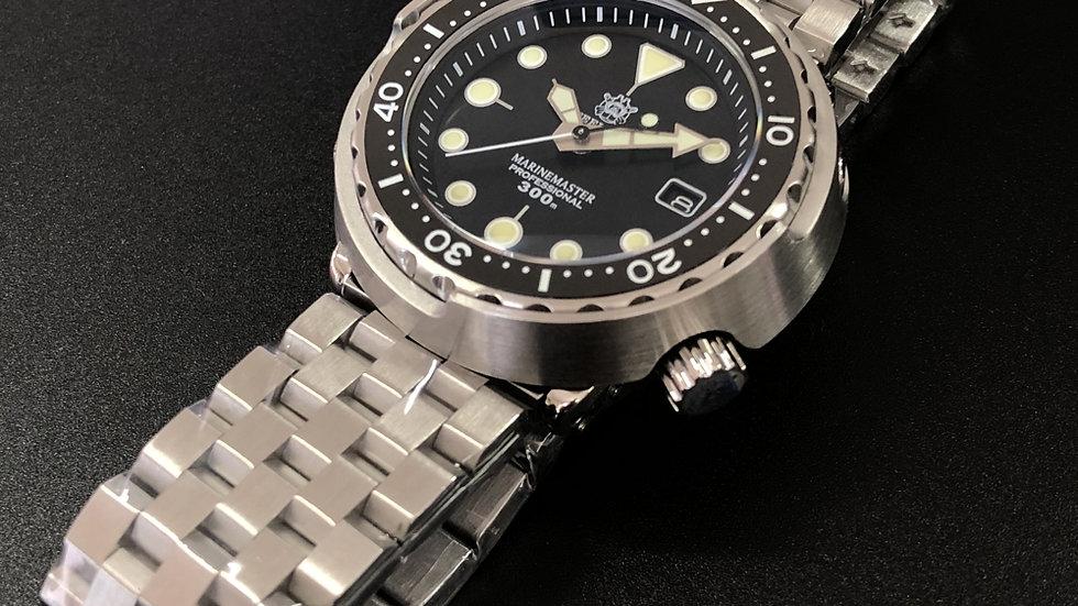 "STEELDIVE SD1975 ""Tuna"" Automatic 300m Diver Watch"