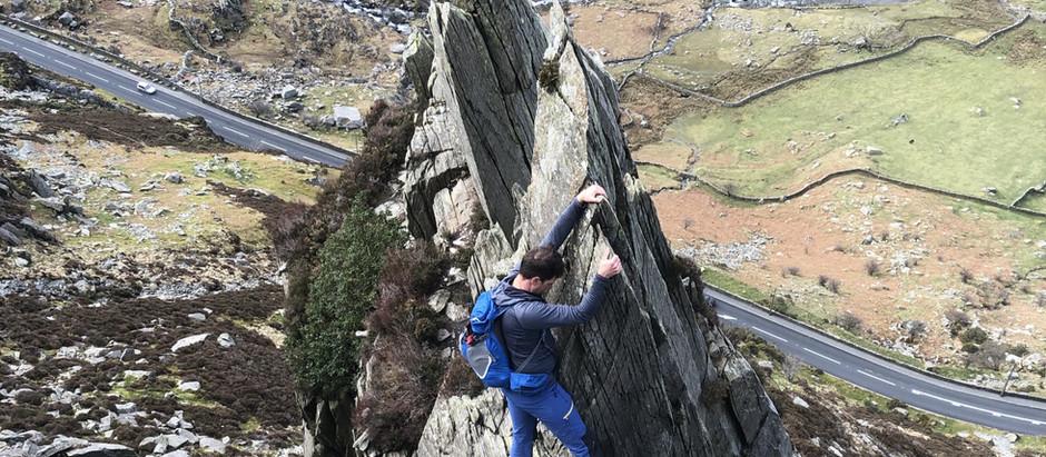 Mountain Medicine Project: Scrambling Injuries