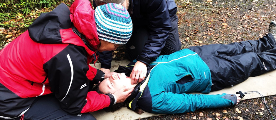 Casualty Care for Mountain Rescue