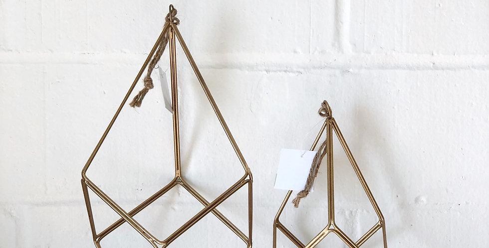 Tillandsia Hanger - Rhombus