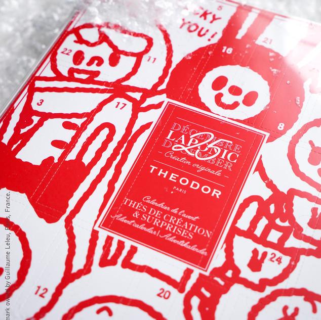 THEODOR × TAROUT Advent Calendar