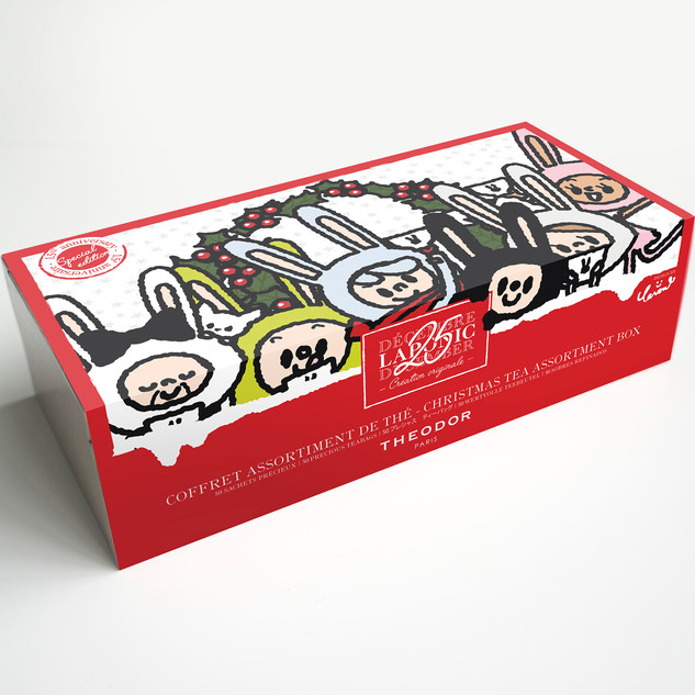 THEODOR × TAROUT Lucky Christmas Gift Box