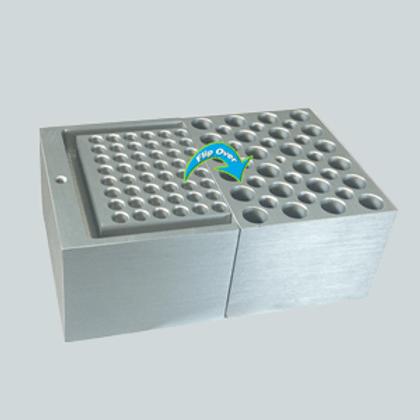 Quick-Flip™ Universal Block