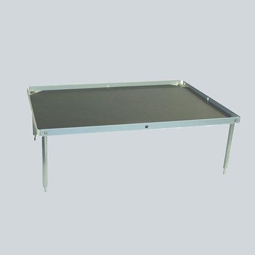 Stacking platform, large 12″x12″ with flat mat (3.0″ separation)