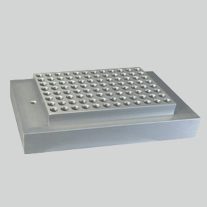 Block, 1 x 96-well PCR plate (2&4 block models only)
